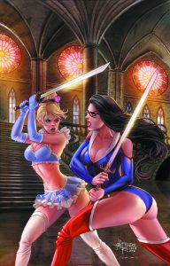 Grimm Fairy Tales Myths & Legends #24 (2012)