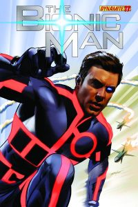 Bionic Man #17 (2012)