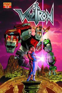 Voltron #11 (2012)