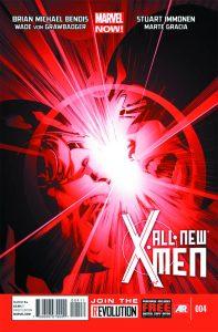 All-New X-Men #4 (2012)