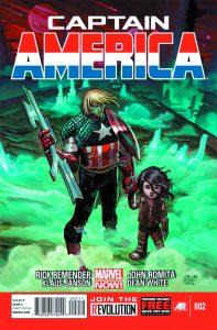 Captain America #2 (2012)