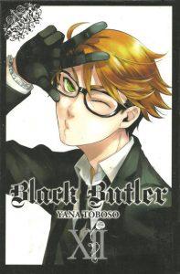 Black Butler #12 (2013)