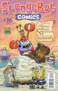 SpongeBob Comics #16 (2013)