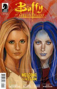 Buffy the Vampire Slayer Season 9 #17 (2013)