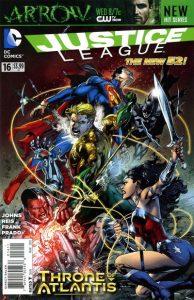 Justice League #16 (2013)