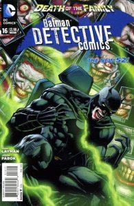 Detective Comics #16 (2013)
