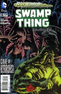 Swamp Thing #16 (2013)