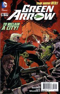 Green Arrow #16 (2013)