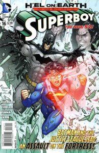 Superboy #16 (2013)
