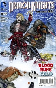 Demon Knights #16 (2013)