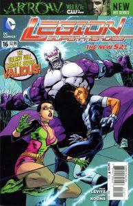 Legion of Super-Heroes #16 (2013)