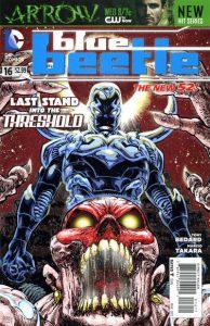 Blue Beetle #16 (2013)