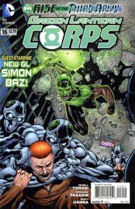 Green Lantern Corps #16 (2013)