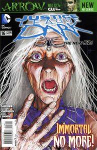 Justice League Dark #16 (2013)