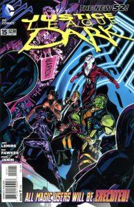 Justice League Dark #15 (2013)