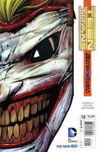 Teen Titans #15 (2013)