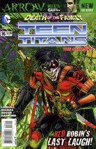 Teen Titans #16 (2013)