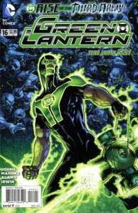 Green Lantern #16 (2013)