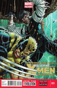 Wolverine and the X-Men #23 (2013)