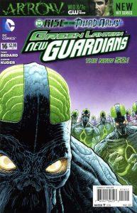 Green Lantern: New Guardians #16 (2013)