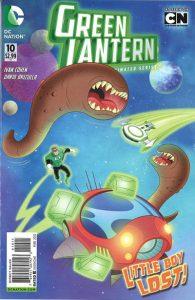 Green Lantern: The Animated Series #10 (2013)