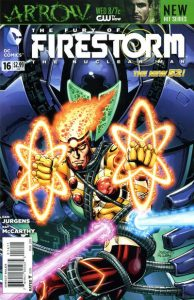 Fury of the Firestorms: The Nuclear Men #16 (2013)