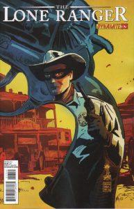 The Lone Ranger #13 (2013)