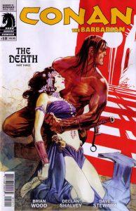 Conan the Barbarian #12 [99] (2013)