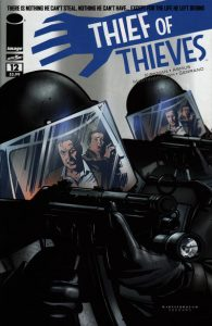 Thief of Thieves #12 (2013)
