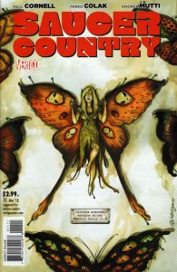 Saucer Country #11 (2013)