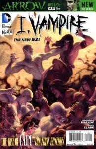 I, Vampire #16 (2013)