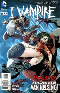 I, Vampire #15 (2013)