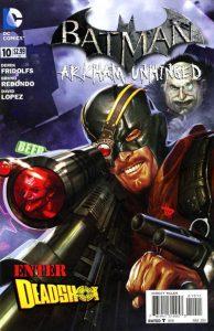 Batman: Arkham Unhinged #10 (2013)