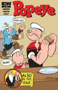 Popeye #9 (2013)