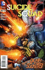 Suicide Squad #16 (2013)