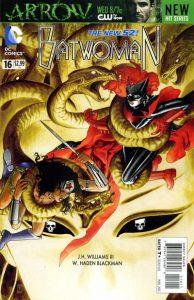 Batwoman #16 (2013)