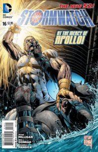 Stormwatch #16 (2013)