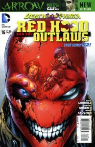 Red Hood and the Outlaws #16 (2013)