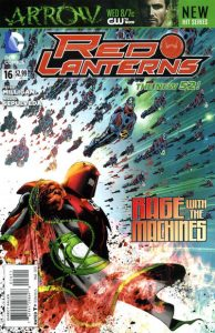 Red Lanterns #16 (2013)