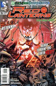 Red Lanterns #15 (2013)