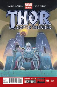 Thor: God of Thunder #4 (2013)