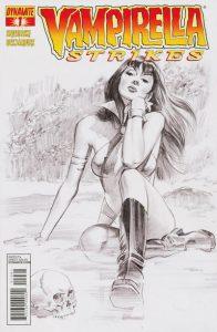 Vampirella Strikes #1 (2013)