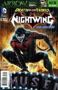 Nightwing #16 (2013)
