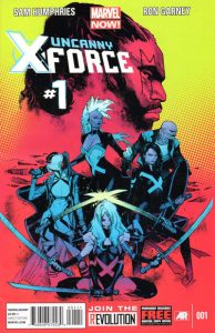 Uncanny X-Force #1 (2013)