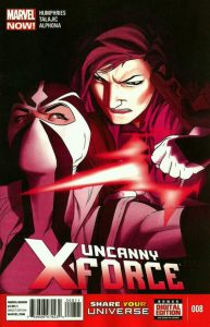 Uncanny X-Force #8 (2013)