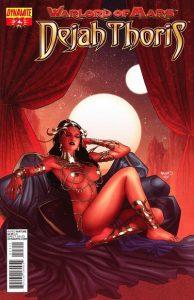 Warlord of Mars: Dejah Thoris #23 (2013)