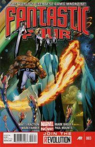 Fantastic Four #3 (2013)