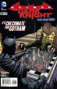 Batman: The Dark Knight #15 (2013)