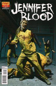 Jennifer Blood #23 (2013)