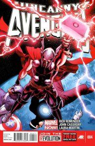 Uncanny Avengers #4 (2013)